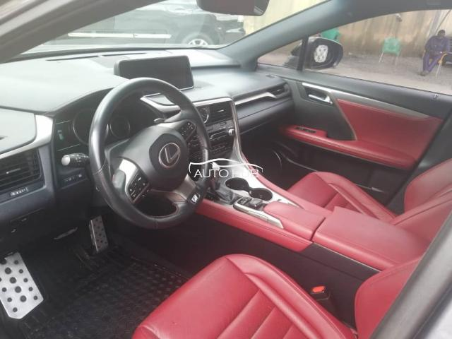 2016 Lexus RX350 F-Sport Ash