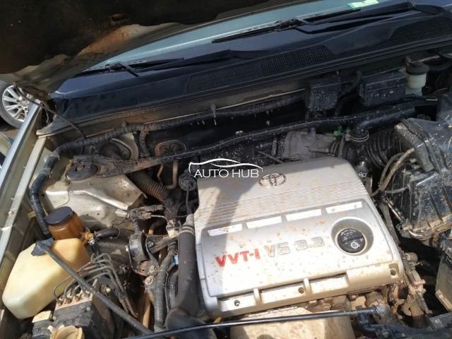 2006 Toyota Highlander 3rows Silver
