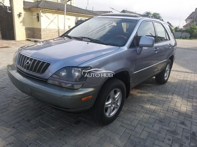 2002 LEXUS RX300