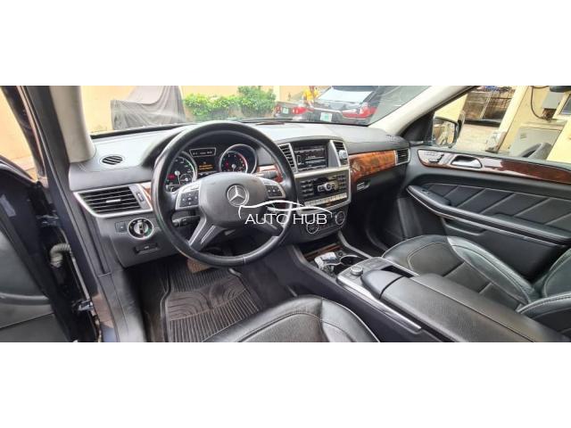 2013 Mercedes Benz GL 550