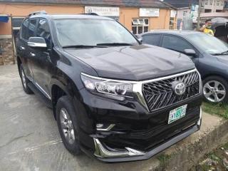 2014 Toyota Prado Black