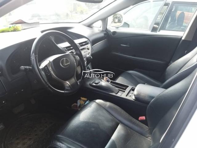 2013 Lexus RX 350 White