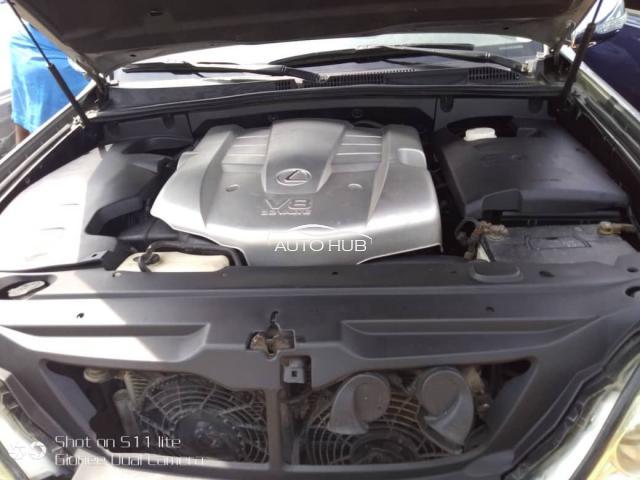 2005 Lexus GX 470 Gray
