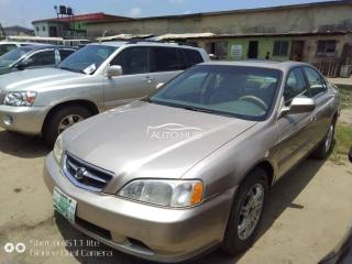 2003 Acura saloon Gold