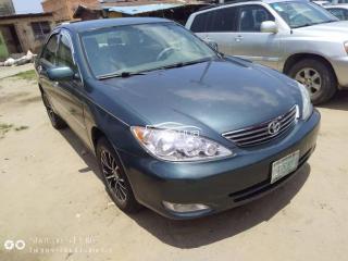 2006 Toyota Camry Blue