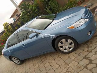 2008 Toyota Camry Blue