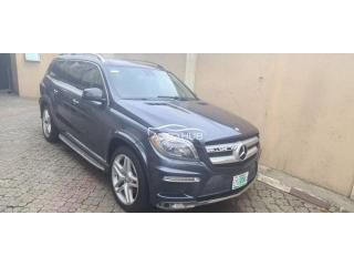 2013 Mercedes Benz GL 450 Black