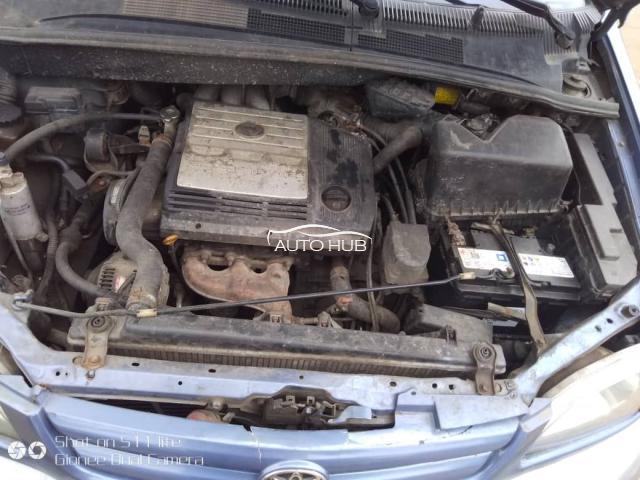 2000 Toyota Sienna Blue