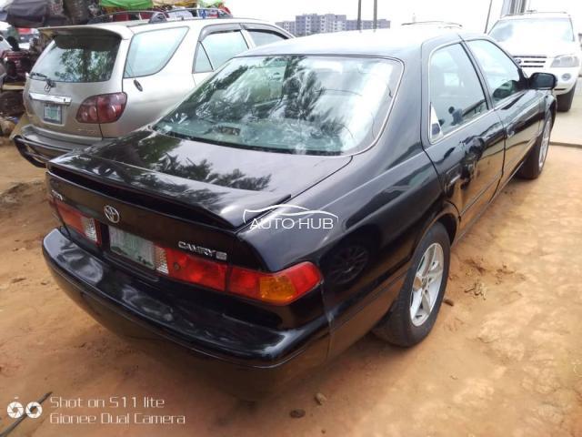 2000 Toyota Camry Black