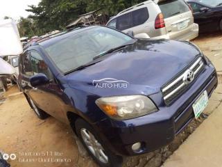 2008 Toyota Rav4 Blue