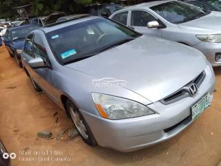 2005 Honda Accord Silver