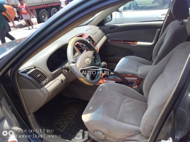 2006 Toyota Camry Black