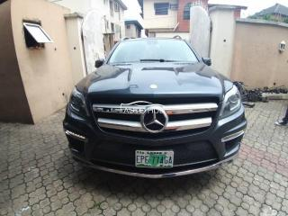 2013 Mercedes Benz GL550 Black