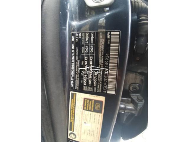 2013 Mercedes Benz GL550 Black