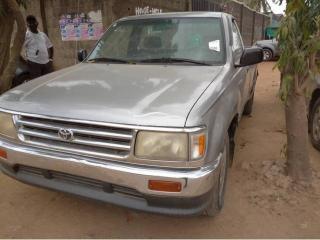 1998 Toyota T100 Ash