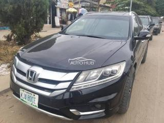 2012 Honda Crosstour Black