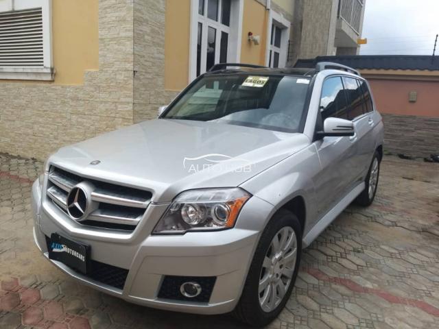 2010 Mercedes GLK Silver