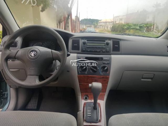 Tokunbo Toyota Corolla