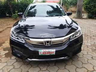 2014 Honda Accord Black