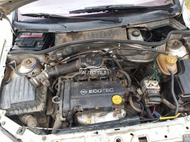 2000 Opel Corsa Silver