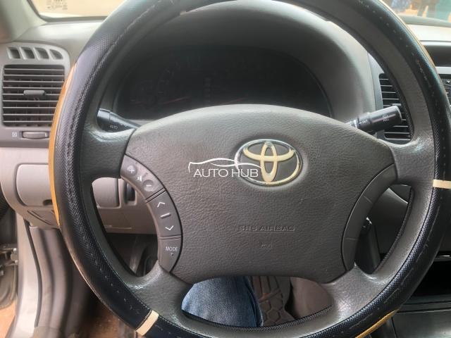 Toyota Camry 2005 model