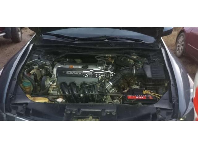 2008 Honda Accord Ash