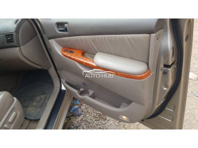 2006 Toyota Sienna Xle Gold