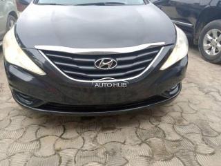 2012 Hyundai Sonata Black