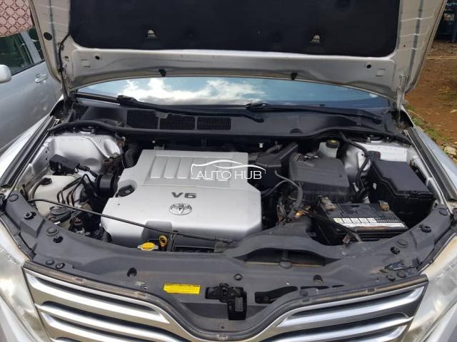 2009 Toyota Venza Silver