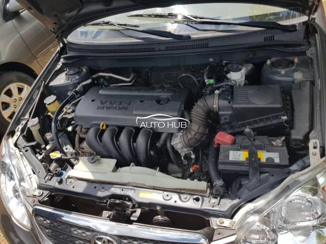 2005 Toyota Corolla Grey
