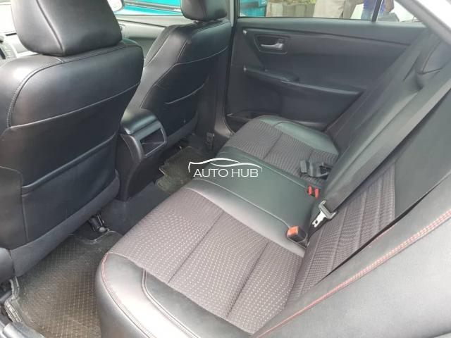 2015 Toyota Camry Black