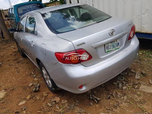2012 Toyota Corolla Ash