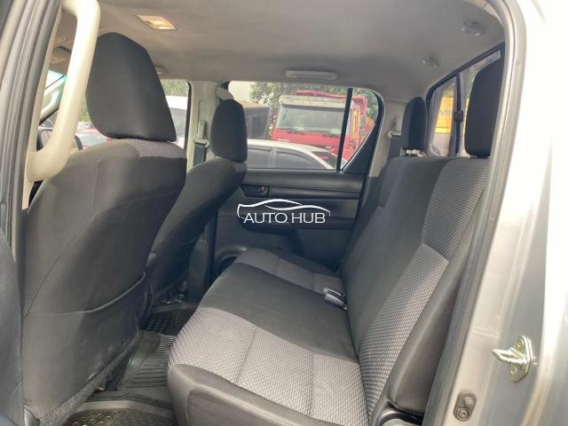 2018 Toyota Hilux Ash