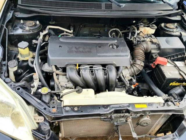 2007 Toyota Matrix Black
