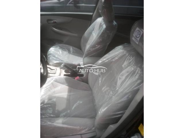 2011 Toyota Corolla Black