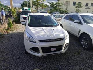 2013 Ford Escape White