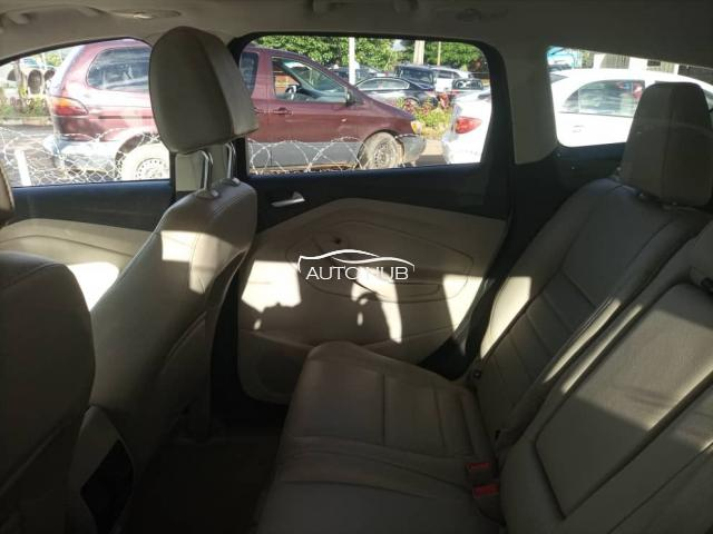 2013 Ford Escape White