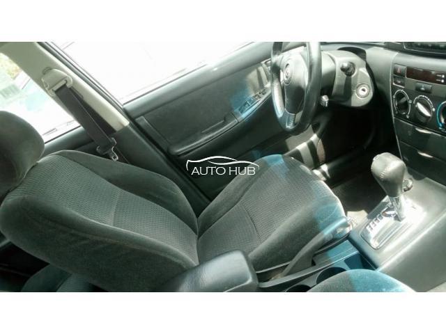 2006 Toyota Corolla Silver