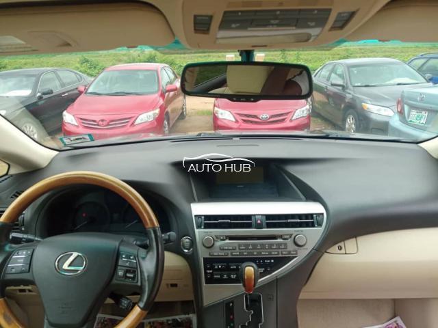 2011 Lexus Rx350 Ash