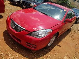 2007 Toyota Solara Red