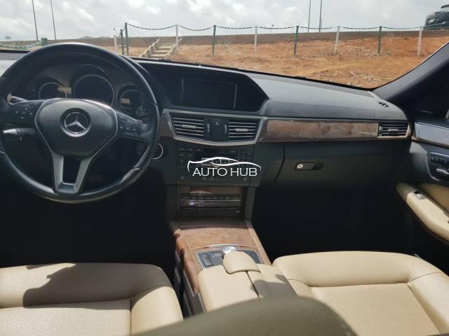 2013 Mercedes E350 White