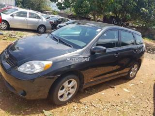 2006 Toyota Matrix Black