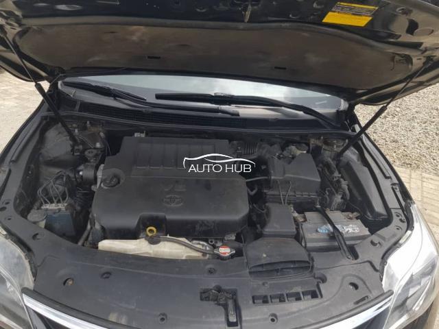 2014 Toyota Avalon Black
