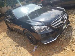2015 Mercedes E350 Black