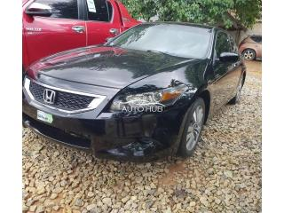 2012 Honda Accord Black