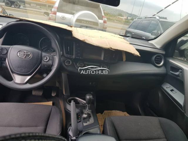 2018 Toyota Rav4 Grey