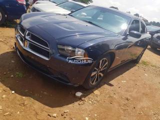 2015 Dodge Charger Blue