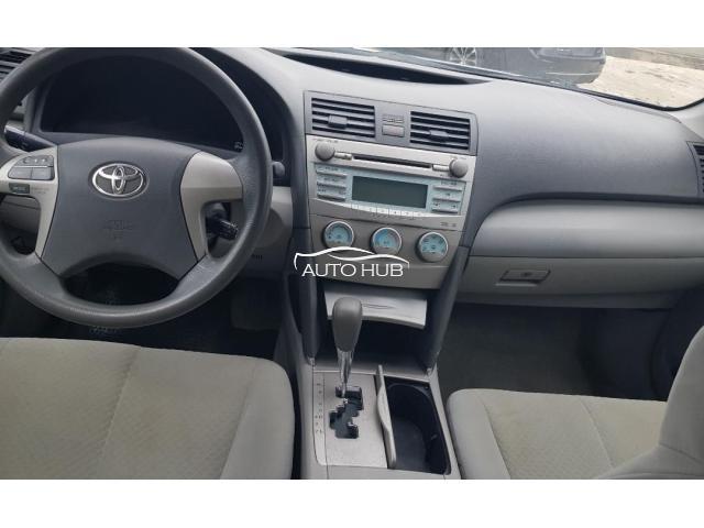 2010 Toyota Camry Blue
