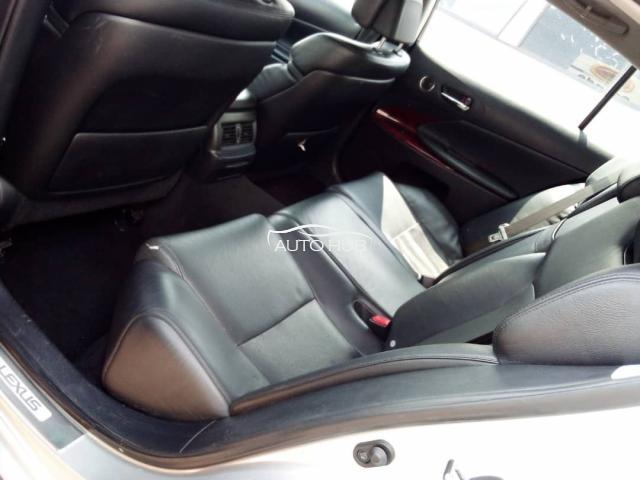 2007 Lexus Es300 Silver