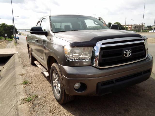 2010 Toyota Tundra Brown